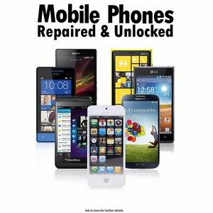 We Fix Broken Screens, Edmonton Cell Phone Repair UNLOCKING FOR MOST PHONES