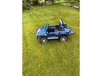 Ford ranger 12v kids ride on