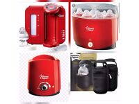 TOMMEE TIPPEE RED LIMITED EDITION SET