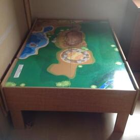 Early Learning Centre train table