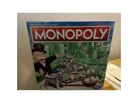 Brand new never opened monopoly game