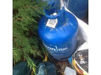 Gas bottle emtie