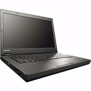 "Lenovo Thinkpad T440p 14"" LED Laptop i5-4300M 3.3GHz 4GB RAM 500GB HD Windows 8 Pro Intel HD Graphics DVD"