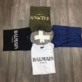 Balmain mens tshirts