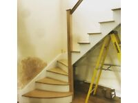 Can make bespoke windows doors stairs and more