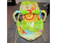 Fisher Price Newborn to Toddler Vibrating Rocker