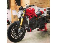 Ducati monster 1200s mint! Perfect example! Px