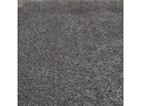 thick black carpet new 13ft x 5.9ft may deliver