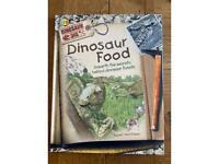 Dinosaur book for children