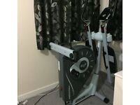 ProForm Space Saver Foldable cross trainer