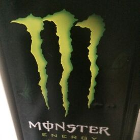 Monster fridge cooler