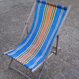 Sun Lounger/Deck Chair