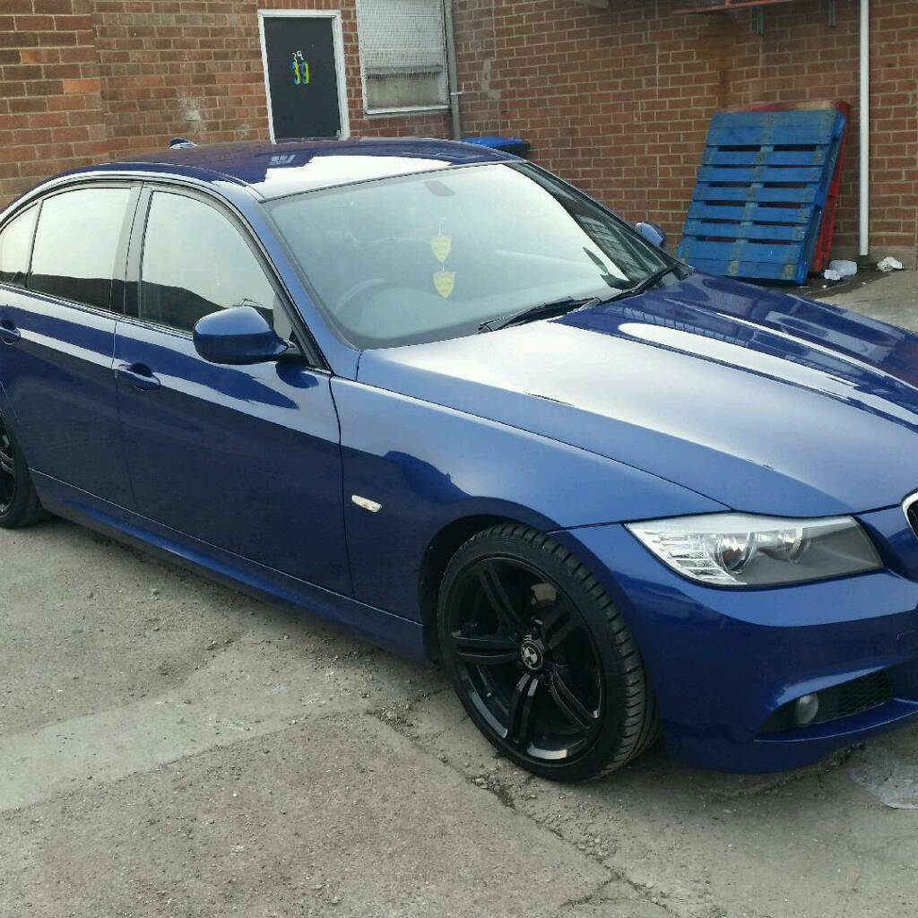 Bmw 320d M Sport Re Mapped.. Twin Exhaust