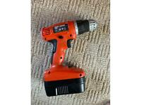 Black and decker cordless drill powerful