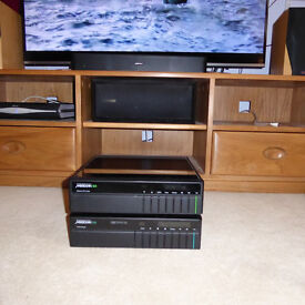 Meridian HiFi Components 596 CD/DVD Player & 504 FM Tuner