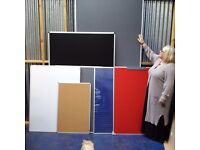 Office / Workplace Notice Boards & White Boards. Various sizes & Colours