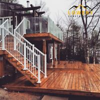 Lowery Construction Ltd. - Deck Booking