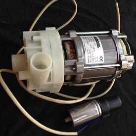 NEW WINTERHALTER Commercial Dishwasher Internal Rinse Booster Pump