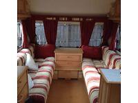 FOR SALE 2 Berth Caravan
