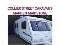 2006 5 berth caravan compass corona 505 Maidstone Kent