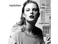 Taylor Swift Seated Ticket London