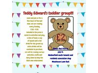 Teddy Edward's Toddler Group