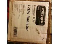 Potterton Gold Electric Boiler 12kW Radiator