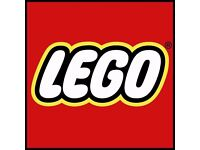 WANTED: Lego sets and parts