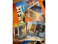 Sainsbury's Heroes cards to swap