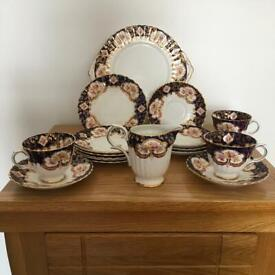 "Royal Stafford ""Heritage"" bone china Partial tea set"