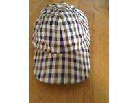 Aquascutum of London Vintage Baseball cap