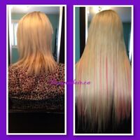 Hair Extensions - $300
