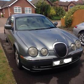 2001 Jaguar S-Type 3.0 V6 *Spares or repair*