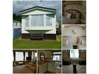 Caravan to let red lion Arbroath