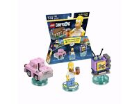 The Simpson's Lego Dimensions Level Pack