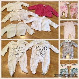 Baby items.
