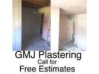 GMJ Plastering