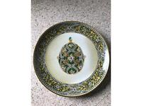 GARDEN OF JEWELS IMPERIAL FABERGE COLLECTORS PLATE