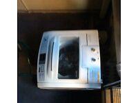 American style washing machine hardly used