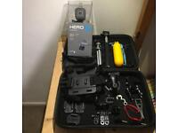 GoPro Hero 5 Session with accessories bundle