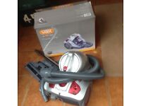 Vacuum cleaner used but working. Order