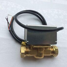 Honeywell v4043 2 port motorised valve