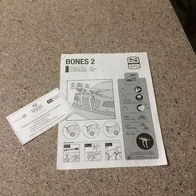 Saris Bones 2 Bike Car Rack - As new