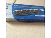 Belkin Wireless Keyboard and Mouse