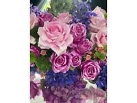 Job lot flowers offers £££