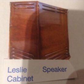 Leslie Rotary Speaker wanted
