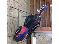 Junior golf club/bag