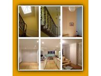 Handyman,painting, decorating,joinery,fitting floors and furniture, tiling,plastering,...