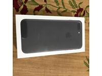 iPhone 7plus 32gb brand new sealed