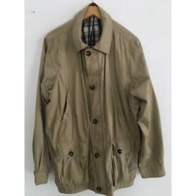 """Gents XL """"lands end"""" smart lined jacket"""